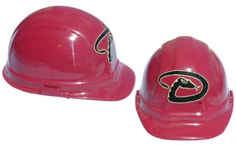 Arizona Diamonbacks MLB Baseball Safety Helmets with pin lock suspensions