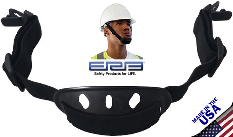 ERB # 19181 Safety Helmet Chin Strap with Chin Cup