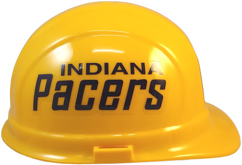 af51e8c2b10 ... Indiana Pacers NBA Basketball Safety Helmets - Right Side View ...