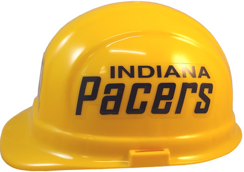 a5213d4ee09 ... Oblique View · Indiana Pacers NBA Basketball Safety Helmets - Left Side  View ...