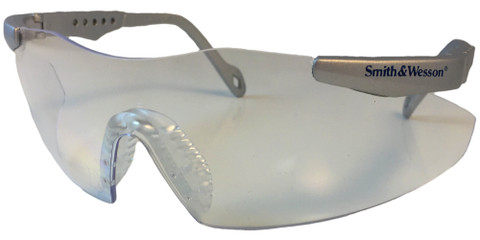 af8c4bb4bd2 Smith and Wesson  5942 Magnum Elite Safety Eyewear w  Clear Lens ...