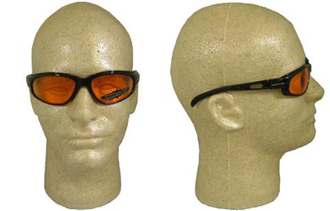 c8db2ab4672e Edge  sw114 Dakura Safety Eyewear w  Orange Lens ...