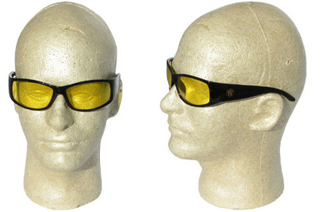 d920832f948 Smith and Wesson  3016314 Elite Safety Eyewear w  Amber Lens ...