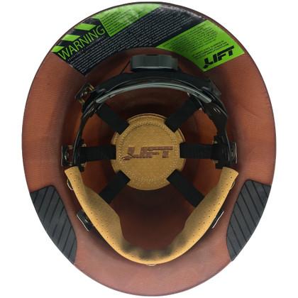 DAX Hard Hat Ratchet Suspension Replacement