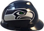 Seattle Seahawks NFL Safety Helmets with Staz-On Suspensions