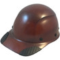 DAX Fiberglass Composite Cap Style Hard Hat - Natural Tan