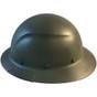 DAX Fiberglass Composite Full Brim Hard Hat - Textured Camo