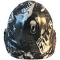 Hydrographic CAP STYLE Hard Hat-Ratchet Suspension - Honor The Fallen - Front View