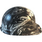 Hydrographic CAP STYLE Hard Hat-Ratchet Suspension - Honor The Fallen - Right View
