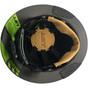 DAX Actual Carbon Fiber Shell Full Brim Hard Hat - Red