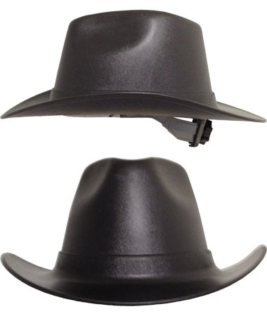 f08166590b0 Occunomix Vulcan Cowboy Style Hard Hats With Ratchet Suspension ...