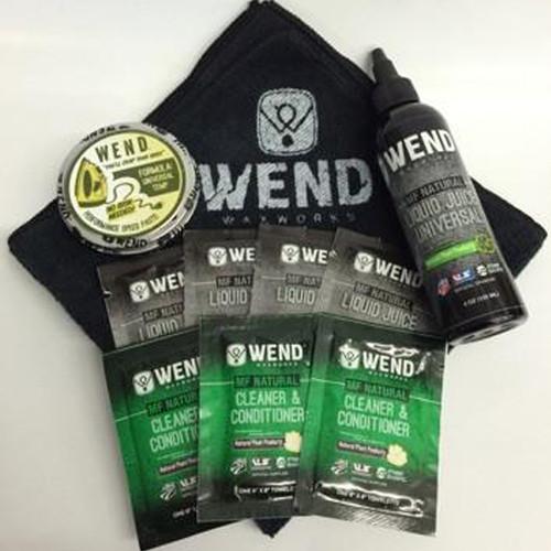 WEND No-Heat-Needed Pack