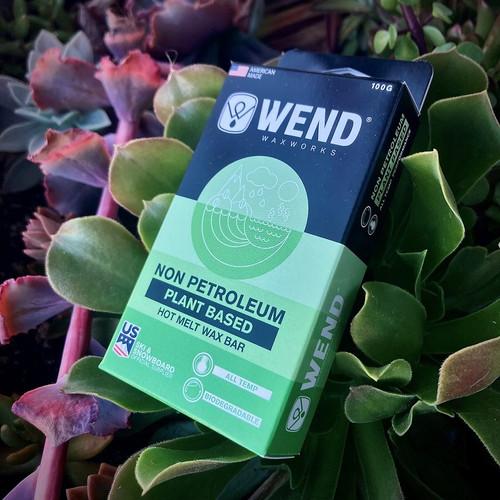 WEND Non-Petroleum Hot Melt/Rub-On 100g