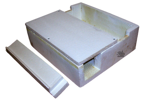 9. Refractory Assembly w/Access Panel