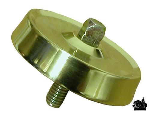 Brass Dial Damper Large