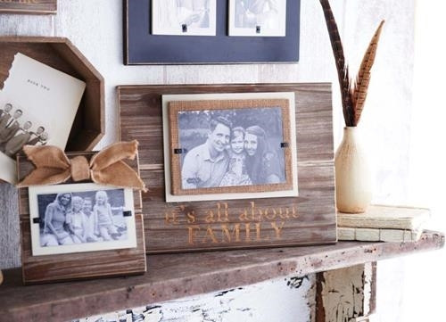 All About Family Frame