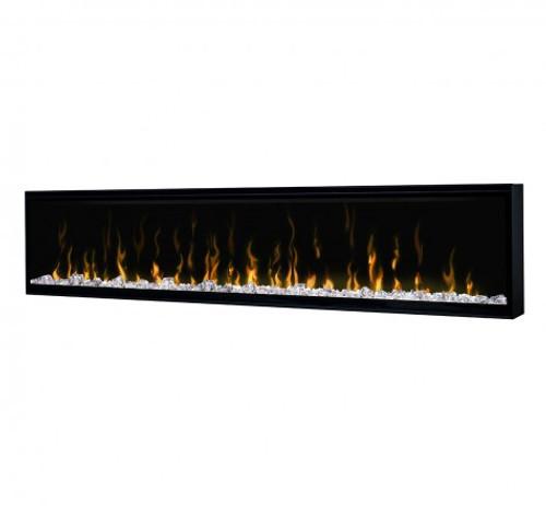 """IgniteXL 74"""" Linear Electric Fireplace"""