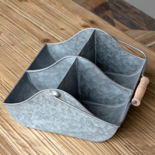 Metal Ribbon Roll Tote