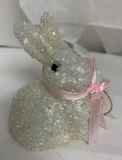 Sparkle Bunny Figurine