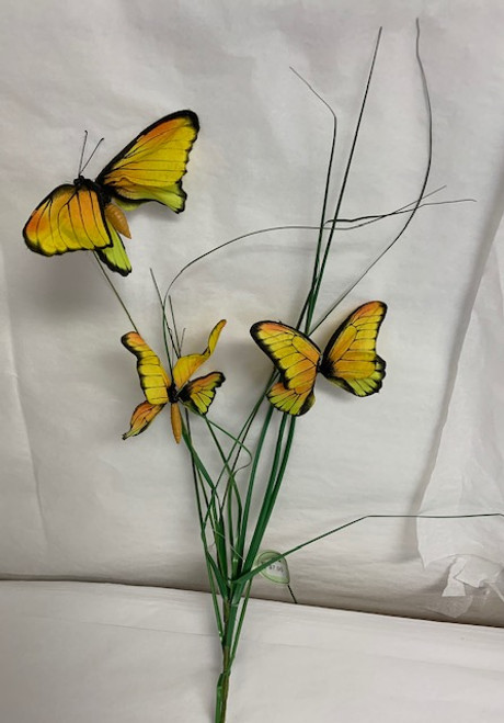 Butterfly Grass Spray 28""