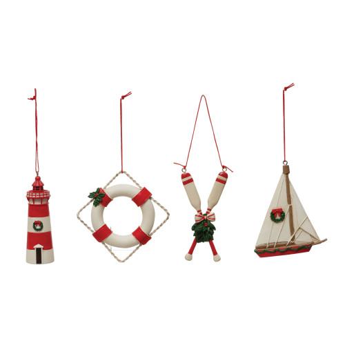 Seaside Ornament
