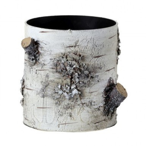 Plastic Birch Bark Container