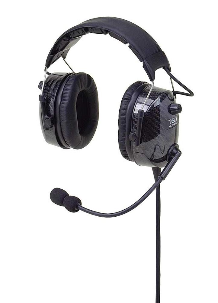 SOLO Passive Noise Reduction (PNR) Aviation Headset