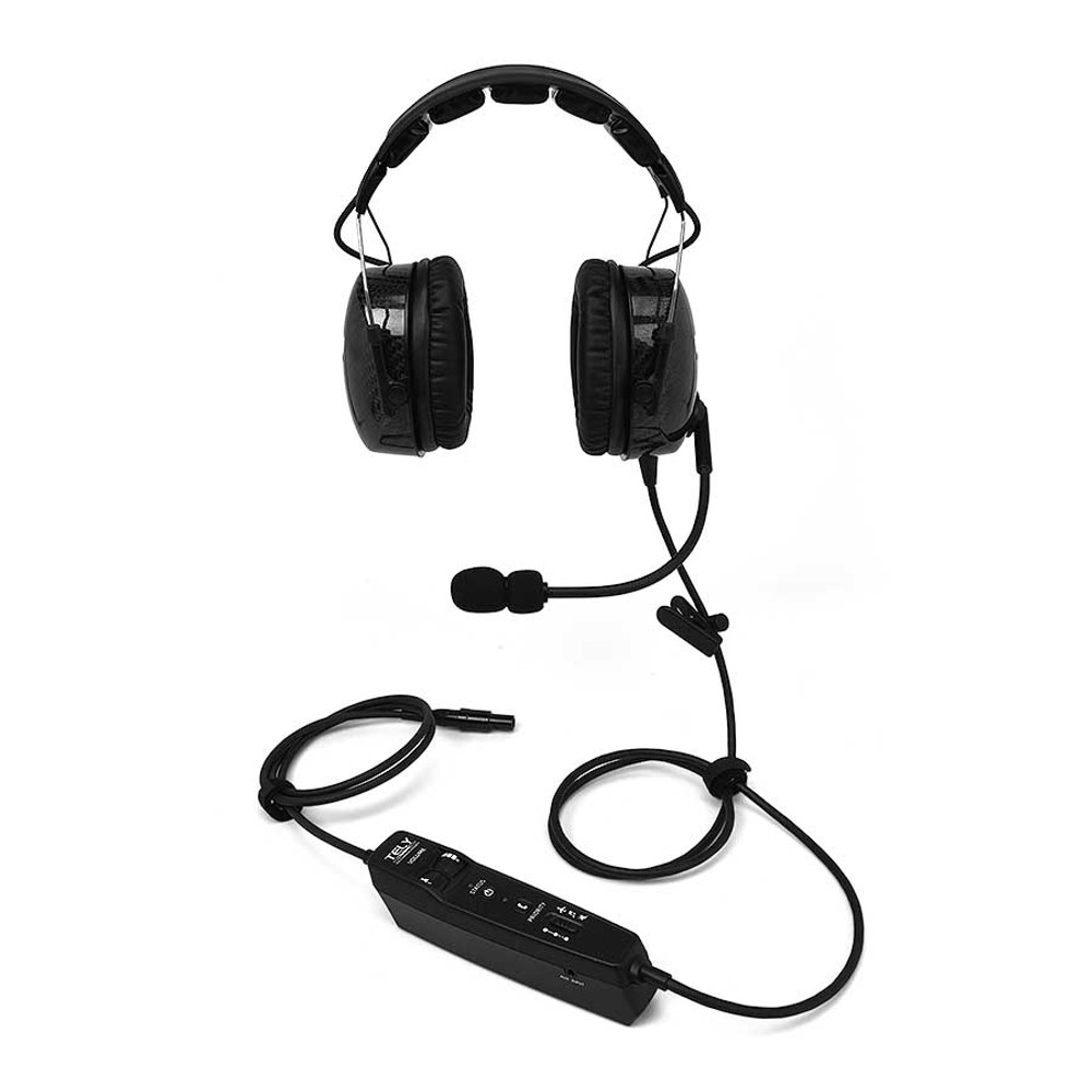 ACE Active Noise Reduction (ANR) Aviation Headset