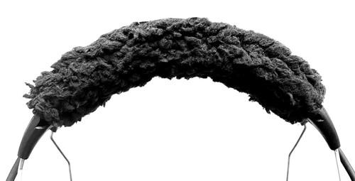 Sheepskin Head Pad Cover