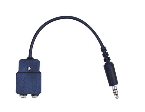 GA headset to Helo Adapter