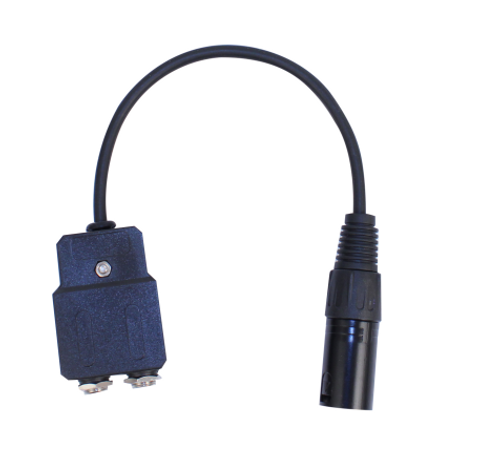 General Aviation Headset to Airbus Adapter