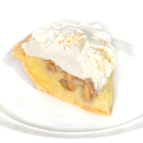 Banana Cream Pie - Mom's Apple Pie