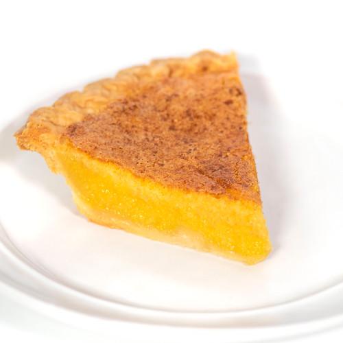 Lemon Chess Pie - Mom's Apple Pie