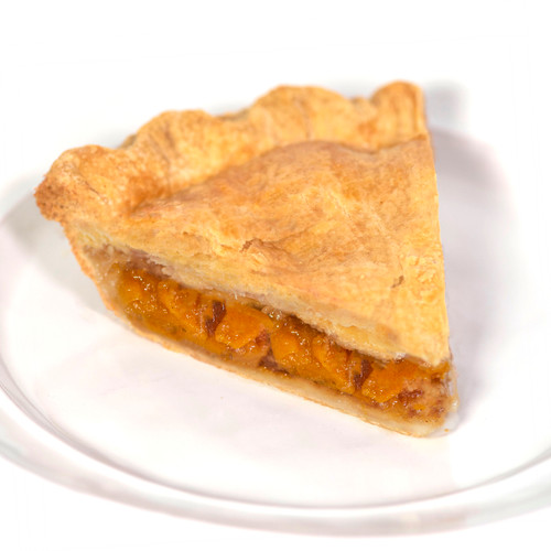 Peach Pie - Mom's Apple Pie