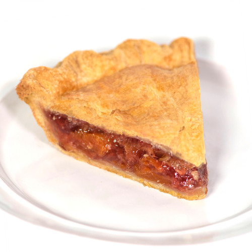 Raspberry Peach Pie - Mom's Apple Pie