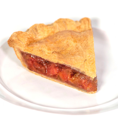 Rhubarb Pie - Mom's Apple Pie