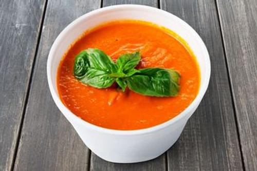 Tomato & Green Plantain Soup
