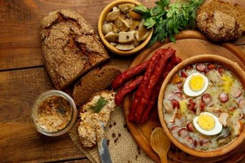 Fanesca (Ecuadorian Easter Meal) Soup