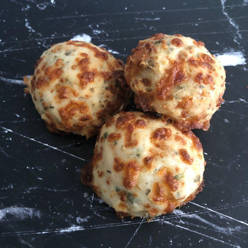 Cheddar and Chive Biscuits