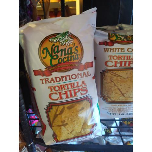 Nana's Tortilla Chips - Loudounberry
