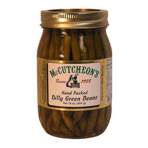 Dilly Green Beans - Loudounberry