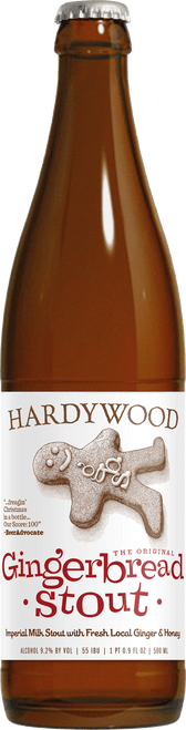 Hardywood Gingerbread Stout - Hill High Marketplace