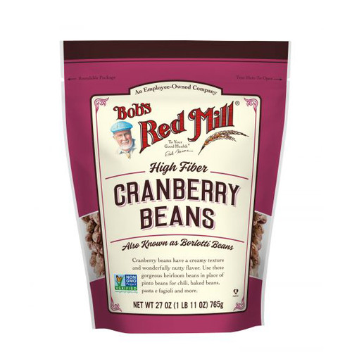 Beans, Cranberry Beans - Hill High Marketplace