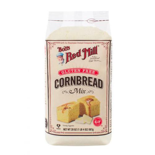 Gluten Free Cornbread Mix - Hill High Marketplace