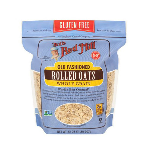 Gluten Free Old Fashioned Rolled Oats - Hill High Marketplace