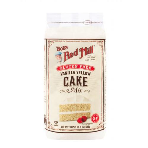 Gluten Free Vanilla Cake Mix - Hill High Marketplace