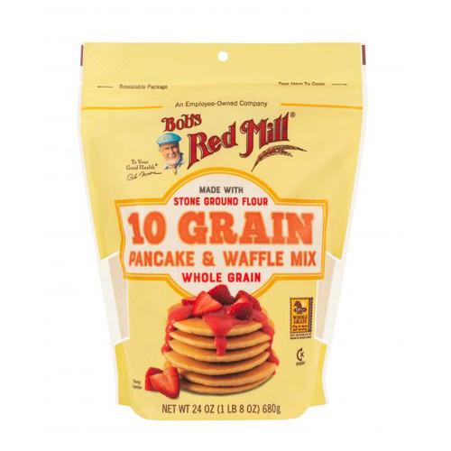 Pancake & Waffle Mix - Hill High Marketplace