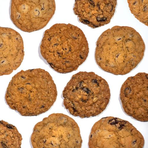 Cookies, Oatmeal Raisin - Hill High Marketplace