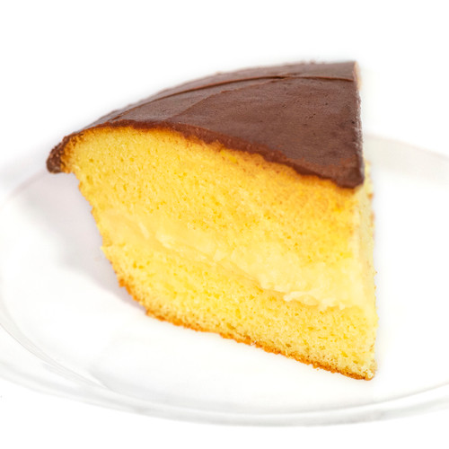 Boston Cream Pie - Hill High Marketplace
