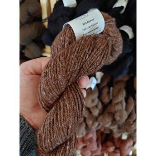 80-20 Alpaca Merino - Butterfly Hill Farm Store